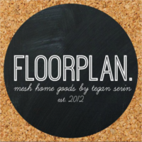 floorplan. square logo