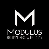 Modulus Square Logo Black